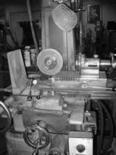 machine shop grinder